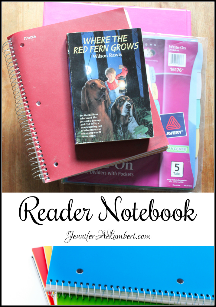 Reader Notebook