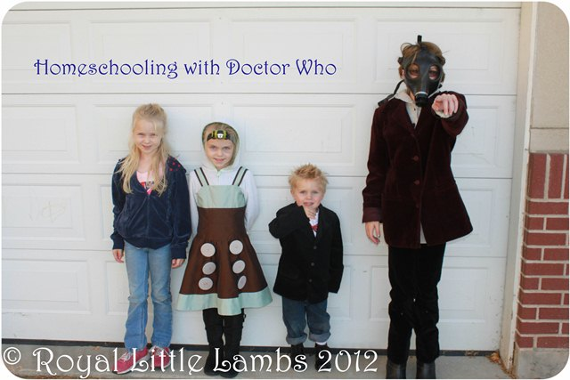 Homeschooling with Doctor Who