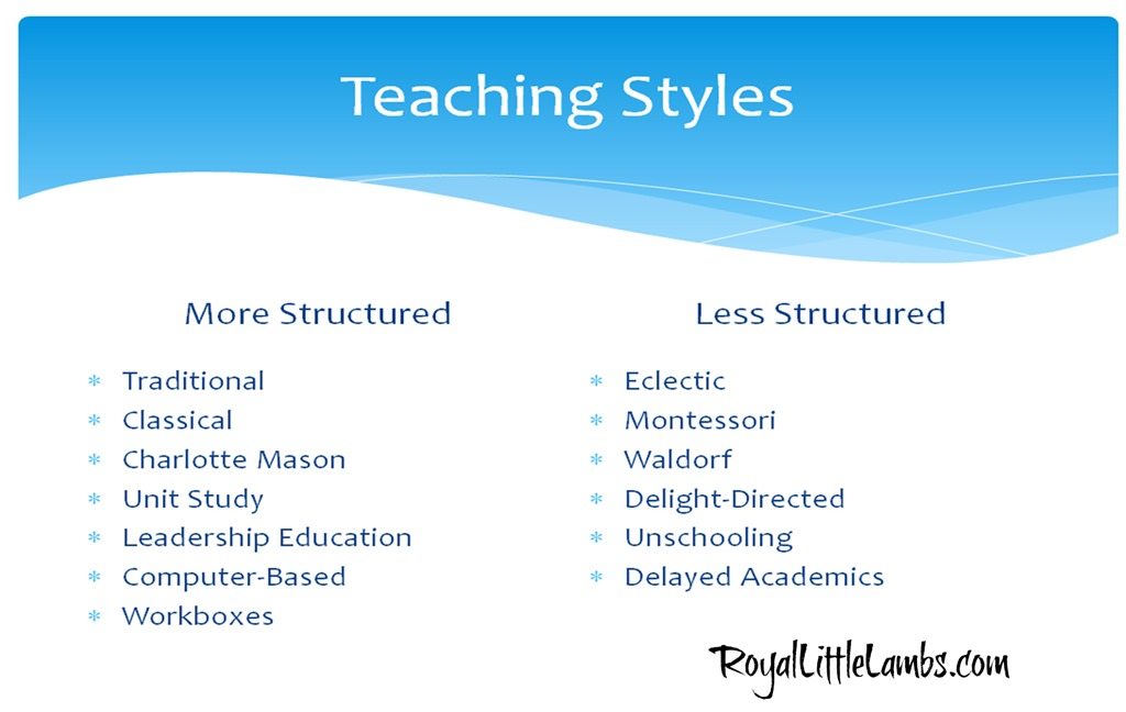 teaching-styles