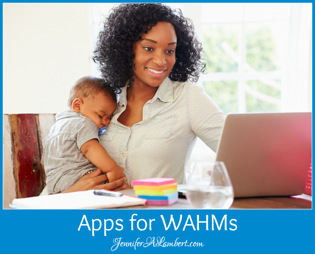 Apps for WAHMs