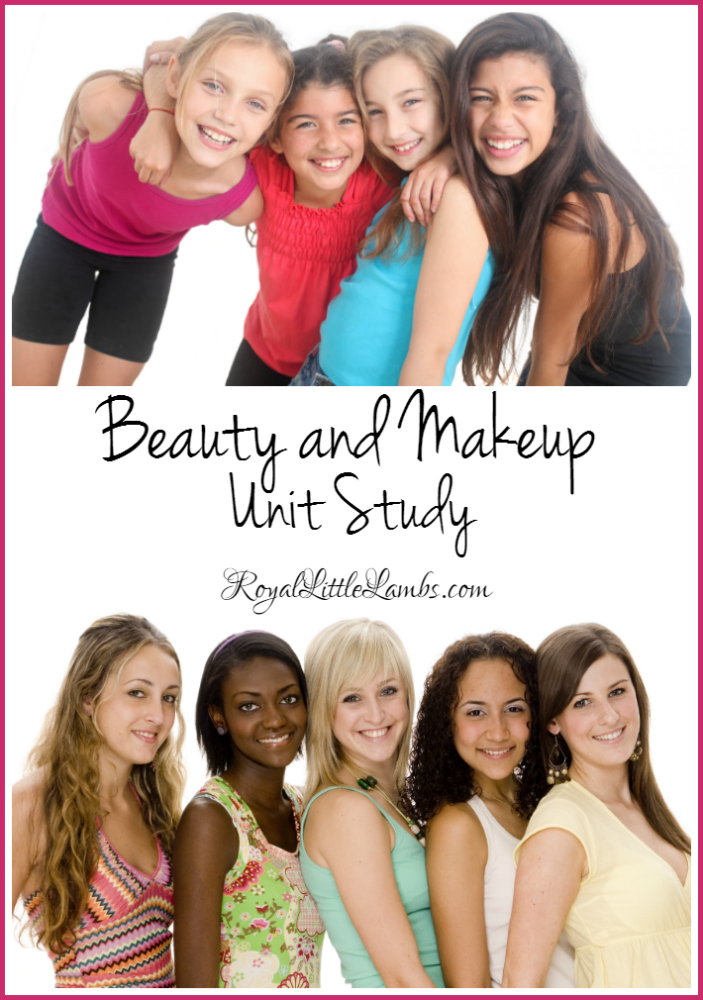 beauty-and-makeup-unit-study