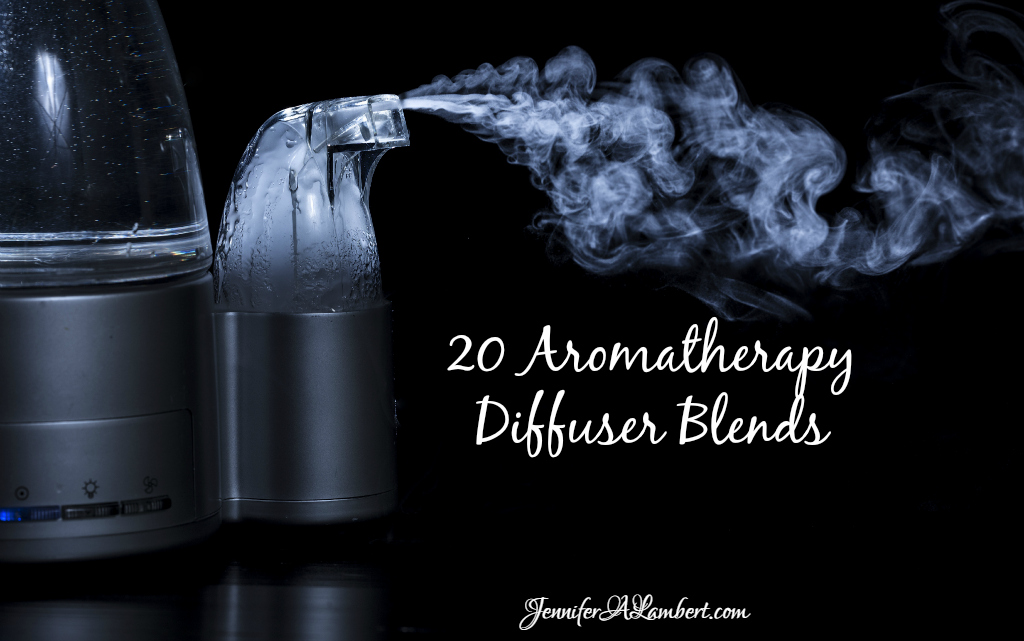 20 Aromatherapy Diffuser Blends