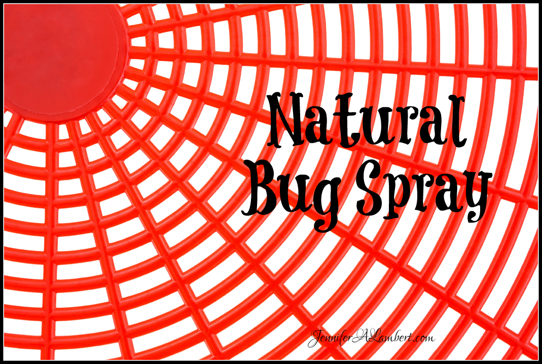 Natural Bug Spray