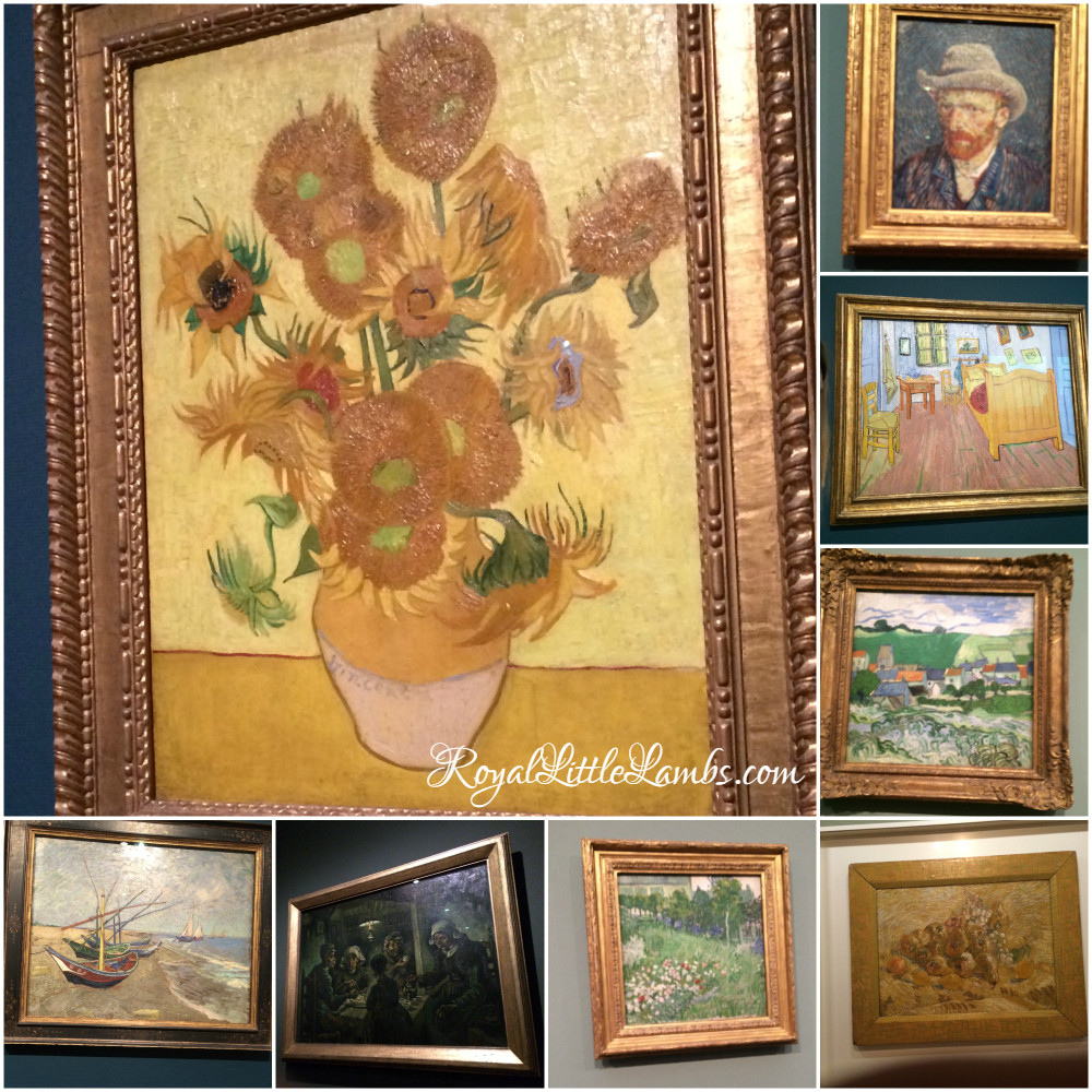 van Gogh Museum Favorites