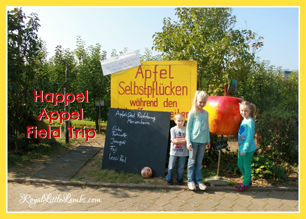 Happel Appel Field Trip