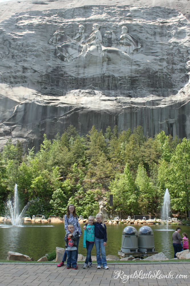 Stone Mountain Field Trip