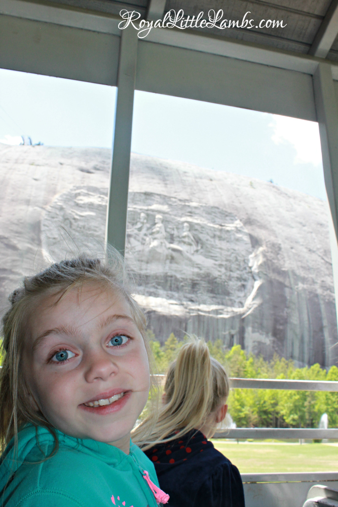 Stone Mountain Train