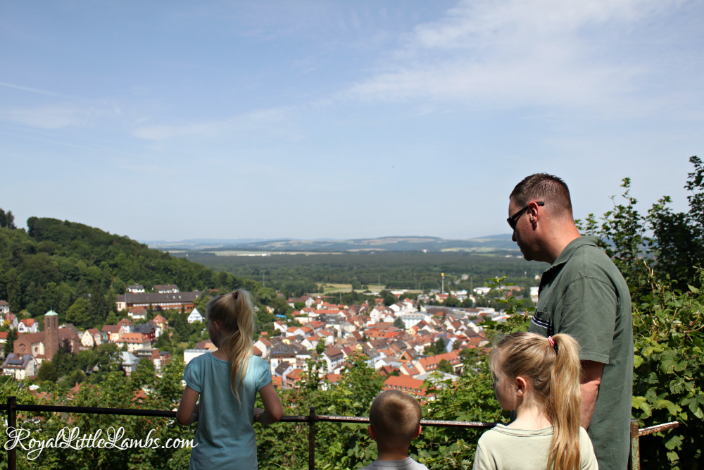 View of Landstuhl