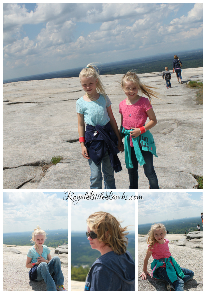 Windy Stone Mountain