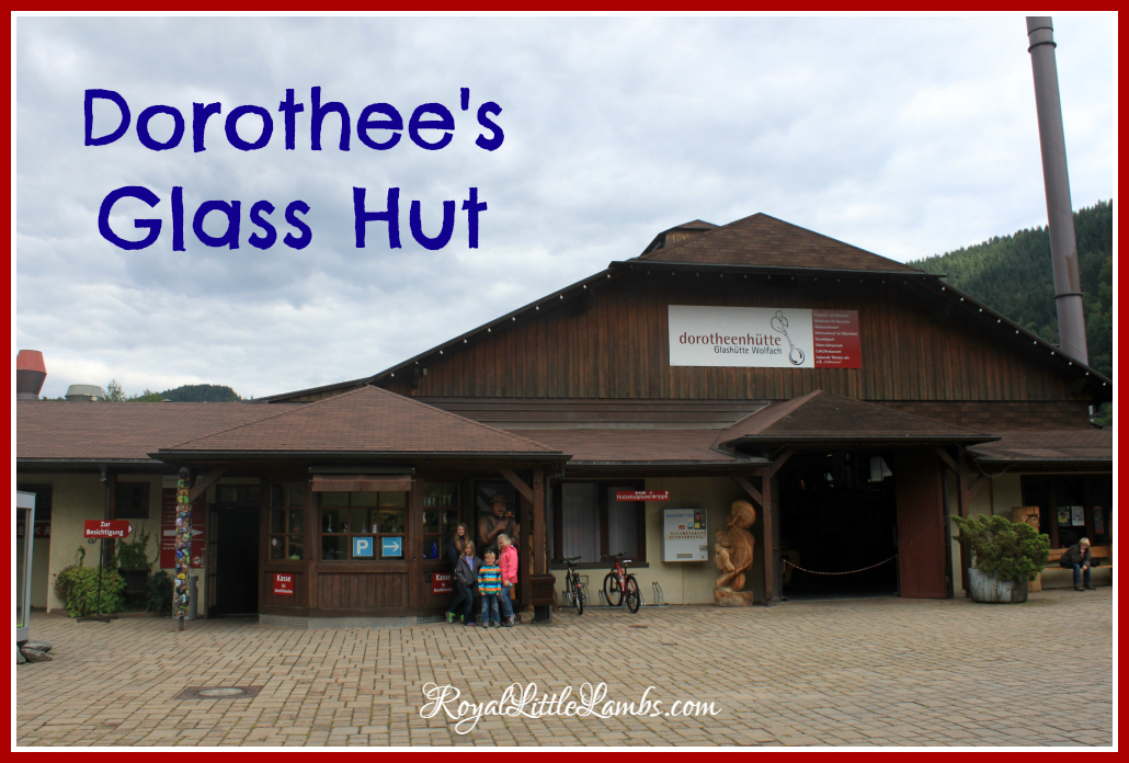 Dorothees Glass Hut