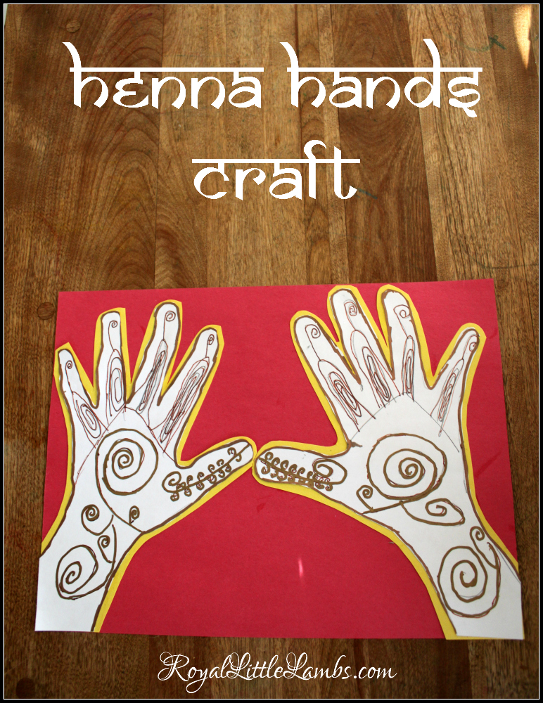 Henna Hands Crafts