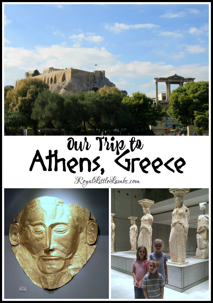 Our Trip to Athens Greece
