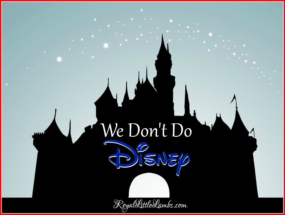 We Don't Do Disney