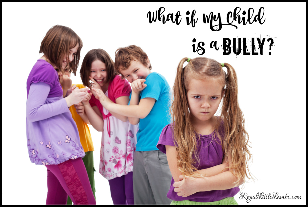 What If My Child is a Bully?