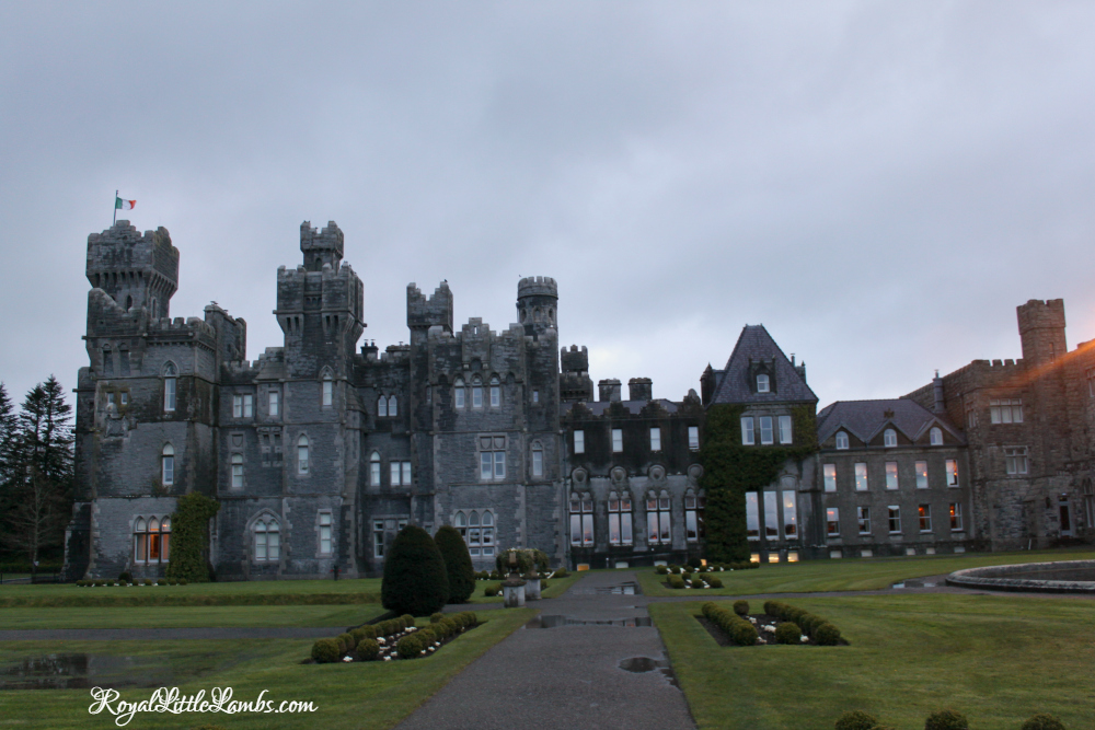 Ashford Castle in the Morning