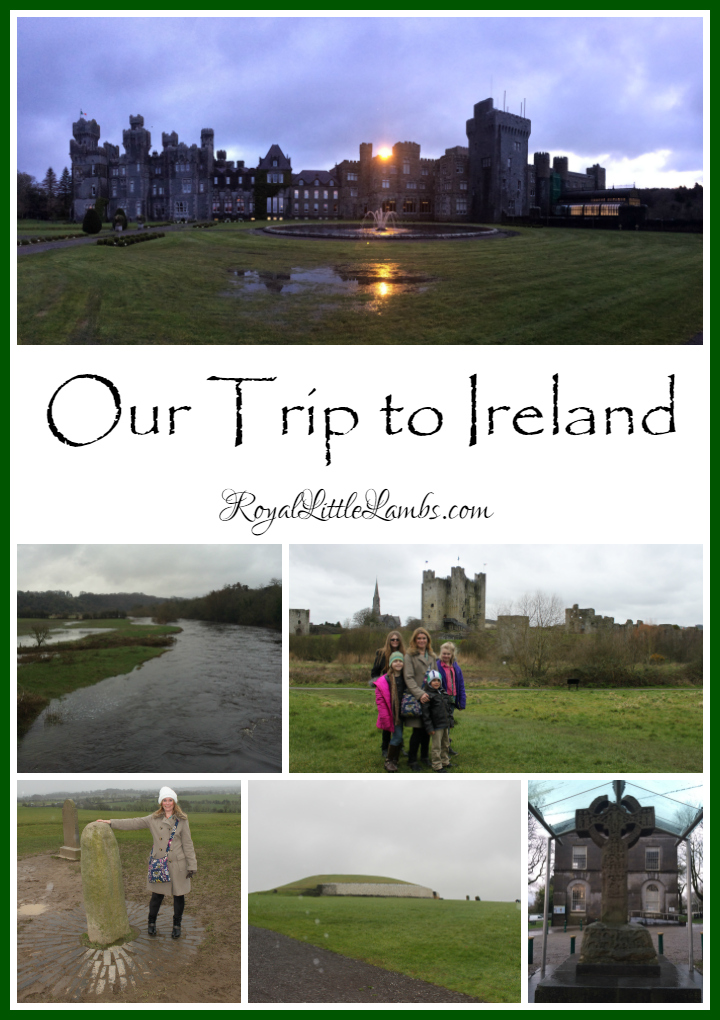 Our Trip to Ireland