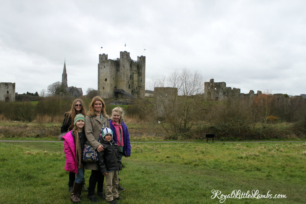 Trim Castle and St. Patrick's Cathedral