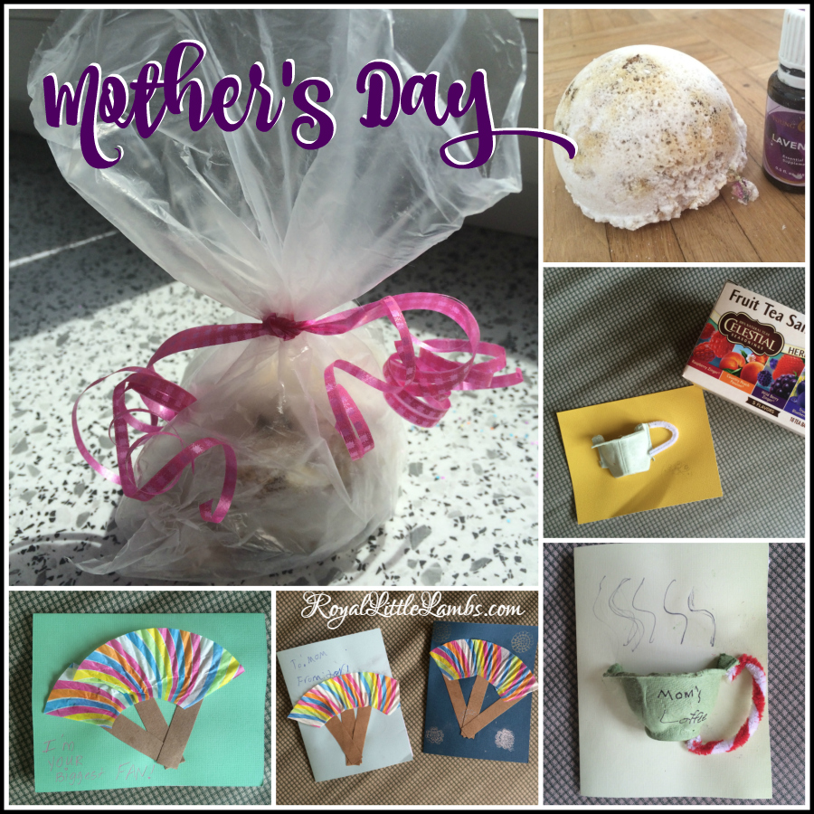 Bath Bombs and Cards