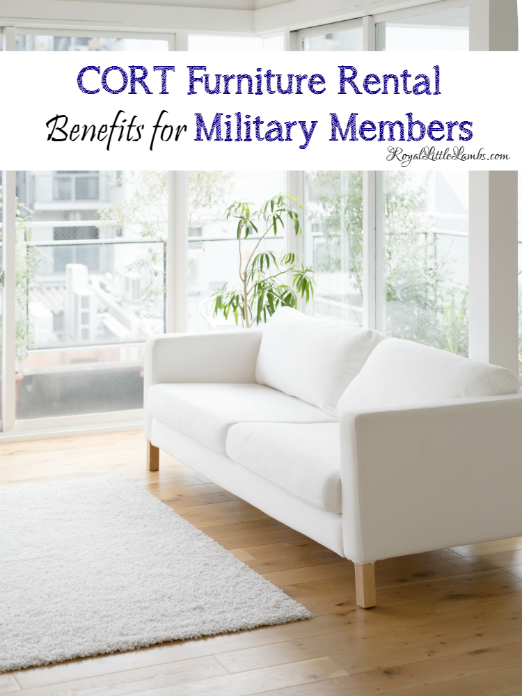 Cort Furniture Rental For Military