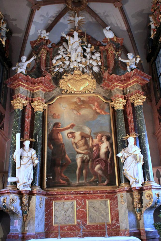 Heidelberg Chapel Altar