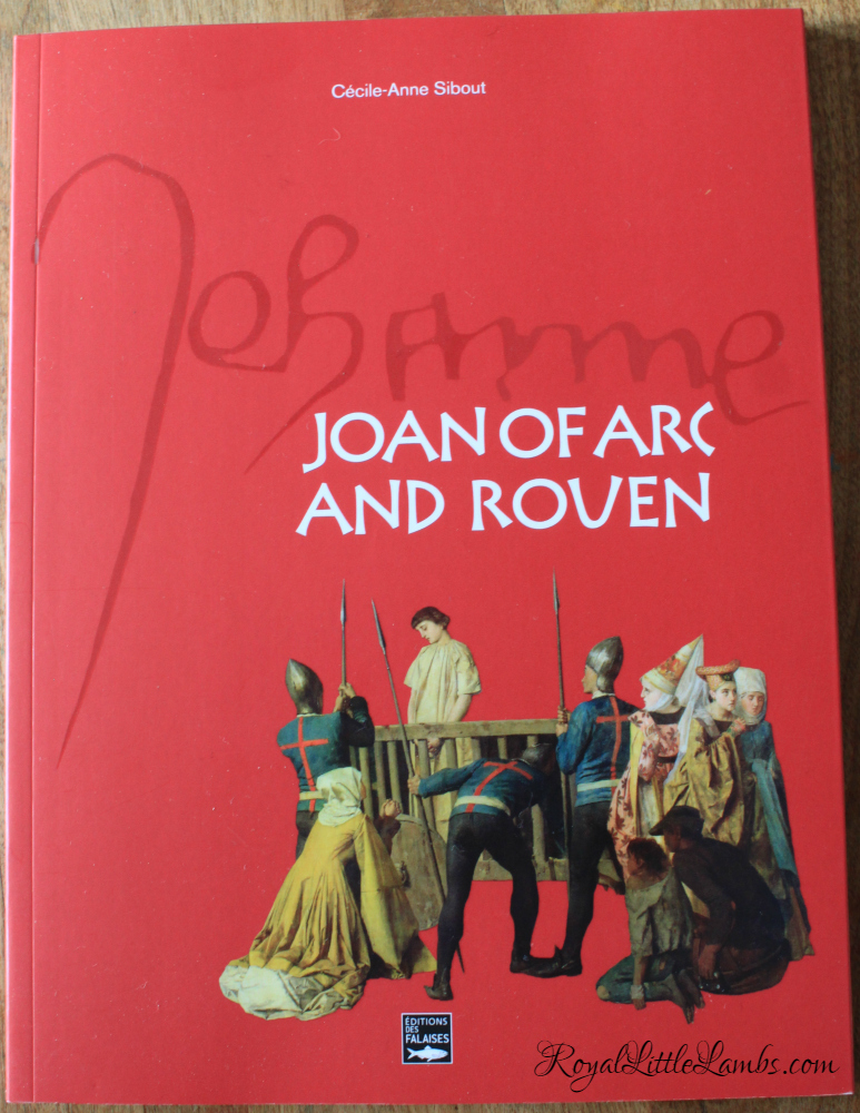 Joan of Arc and Rouen Book Souvenir