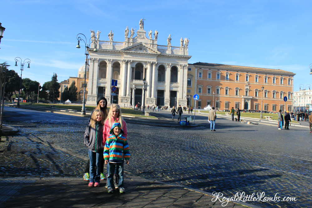 Papal Archbasilica of St. John in Lateran
