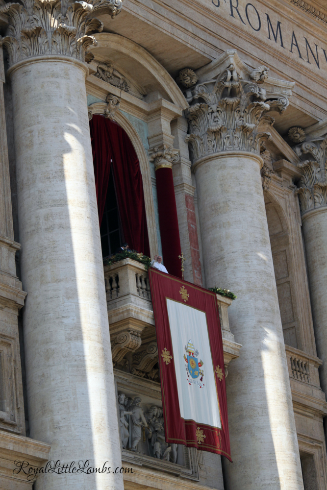 Pope Francis Christmas Address 2015