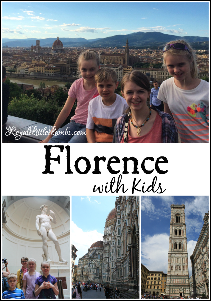 Florence with Kids