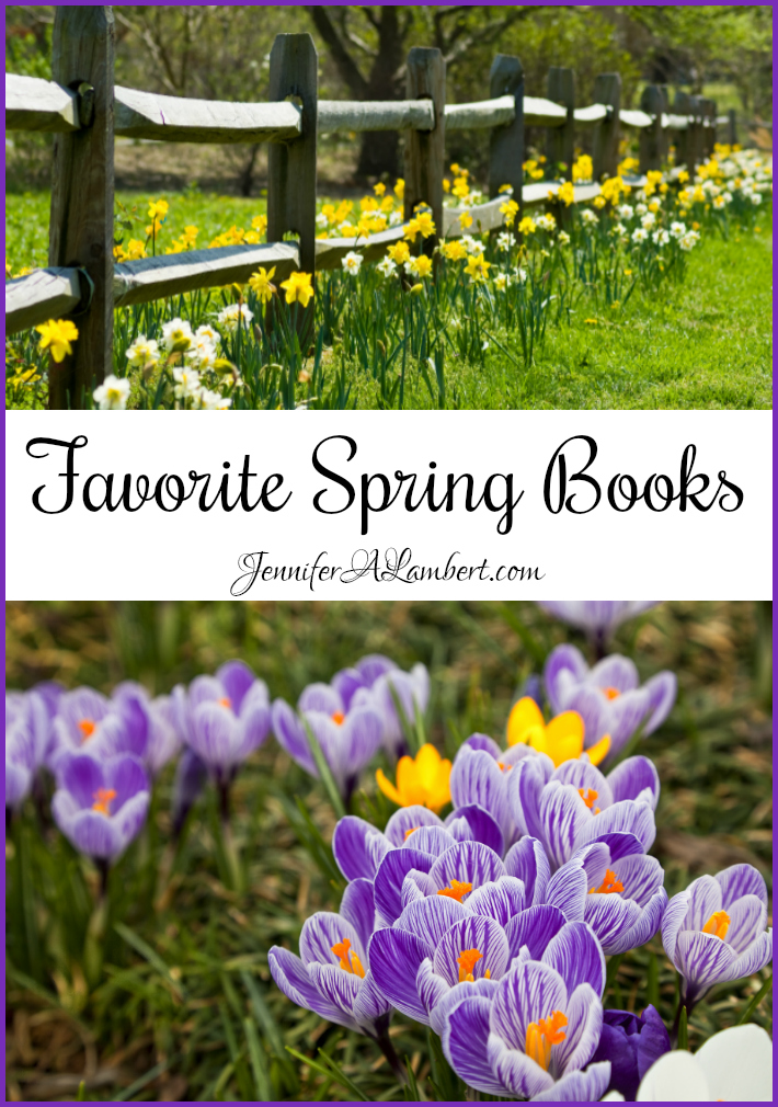 Favorite Spring Books