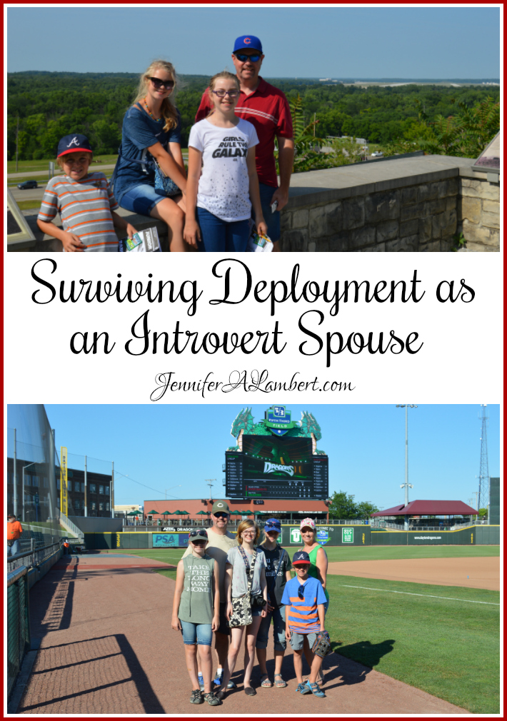 Surviving Deployment as an Introvert Spouse