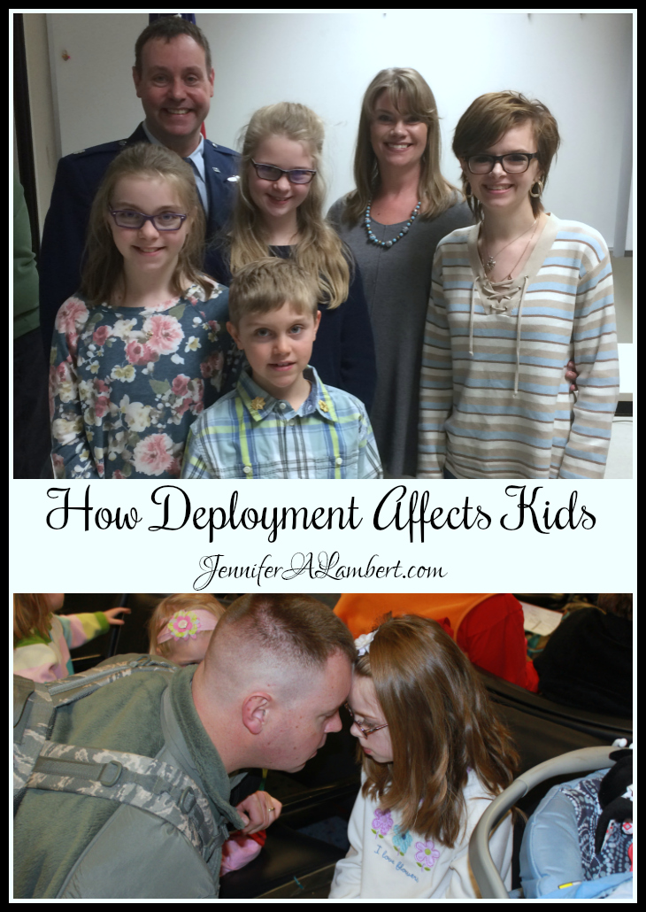 How Deployment Affects Kids
