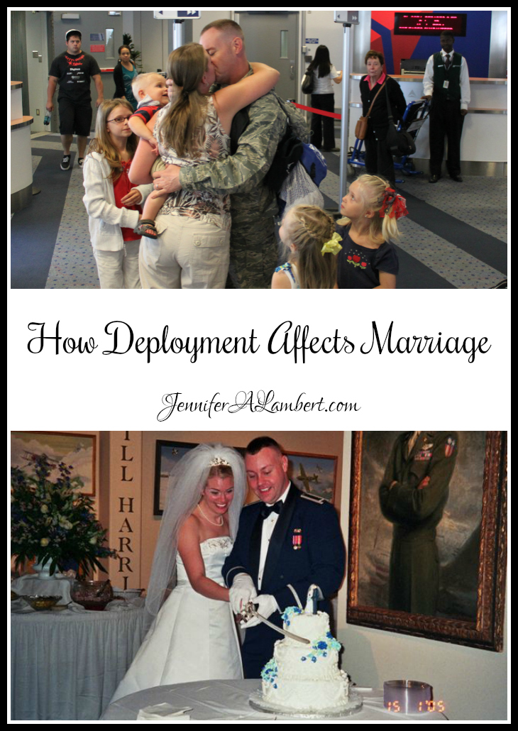 How Deployment Affects Marriage