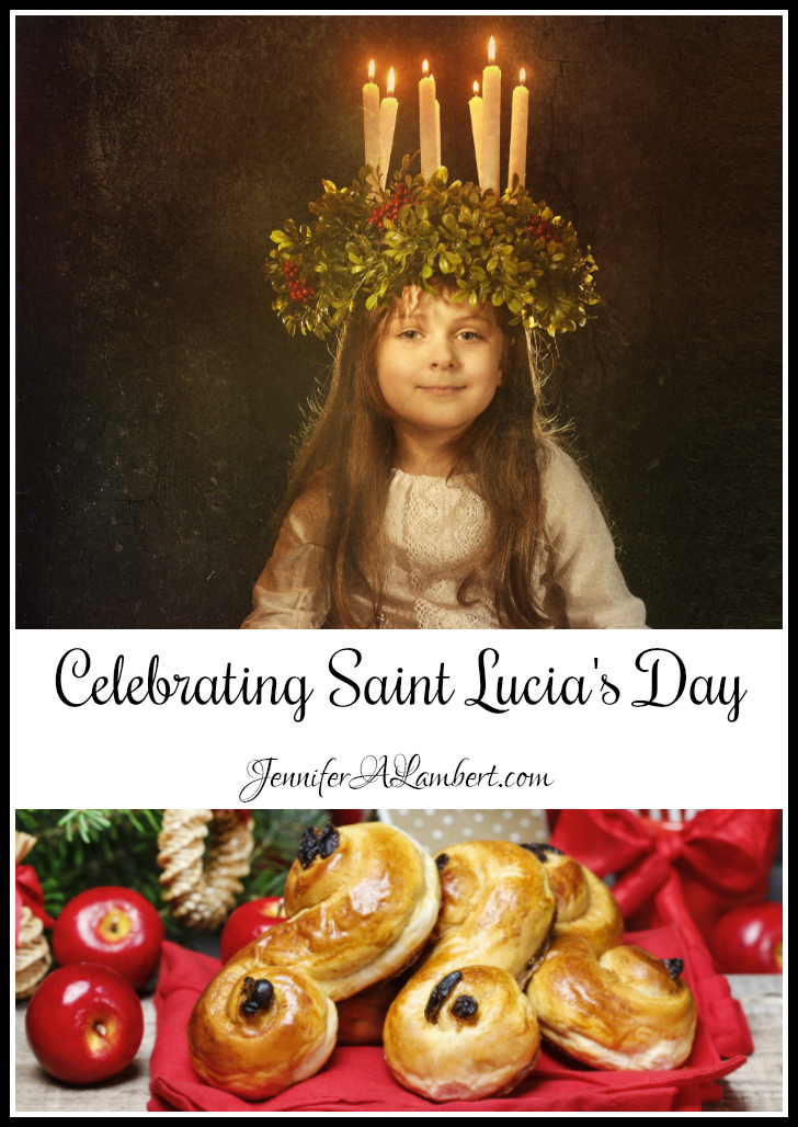 Celebrating Saint Lucia's Day