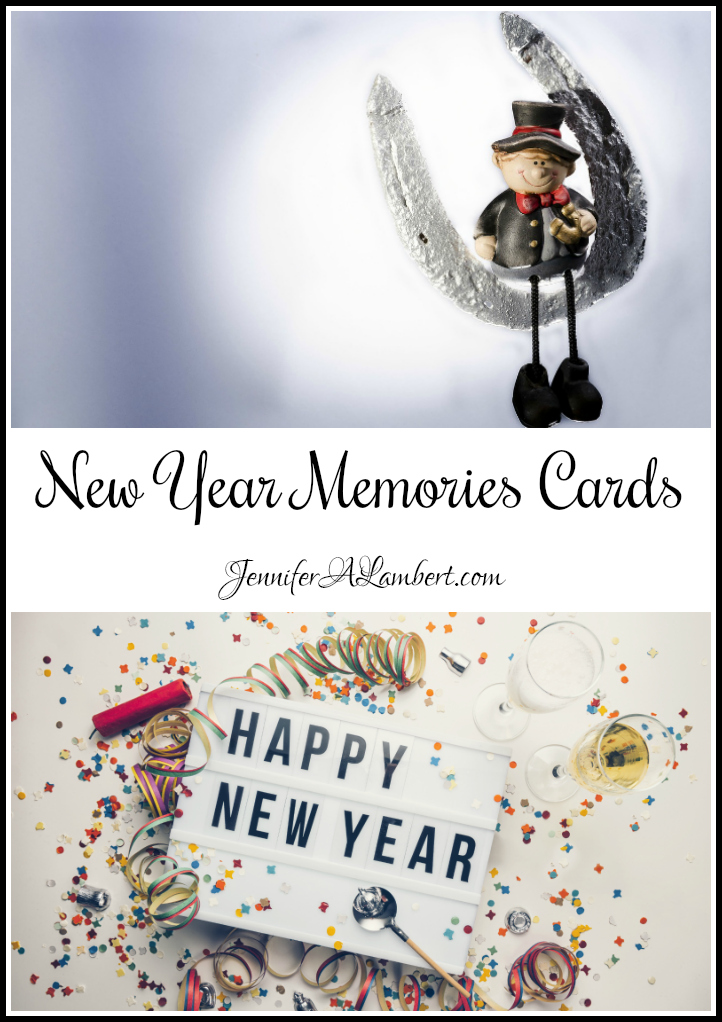 New Year Memories Cards