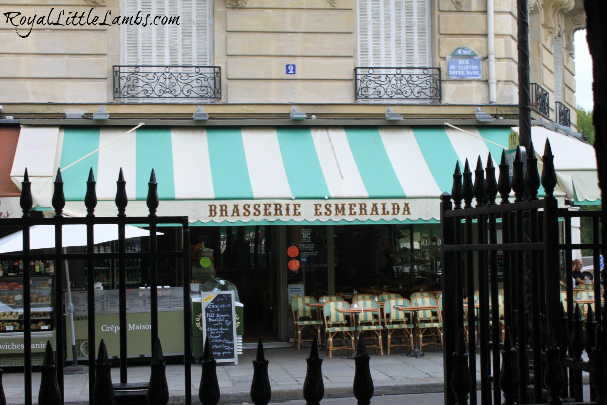 Brasserie Esmeralda