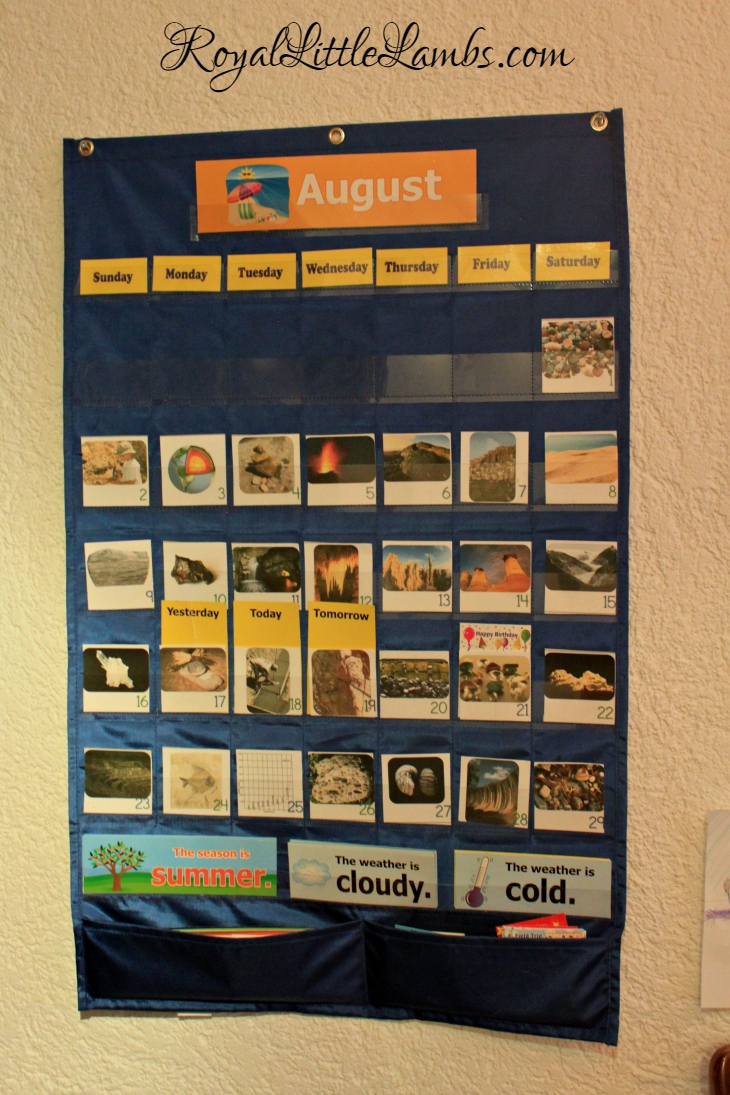 Calendar Connections Rocks and Minerals