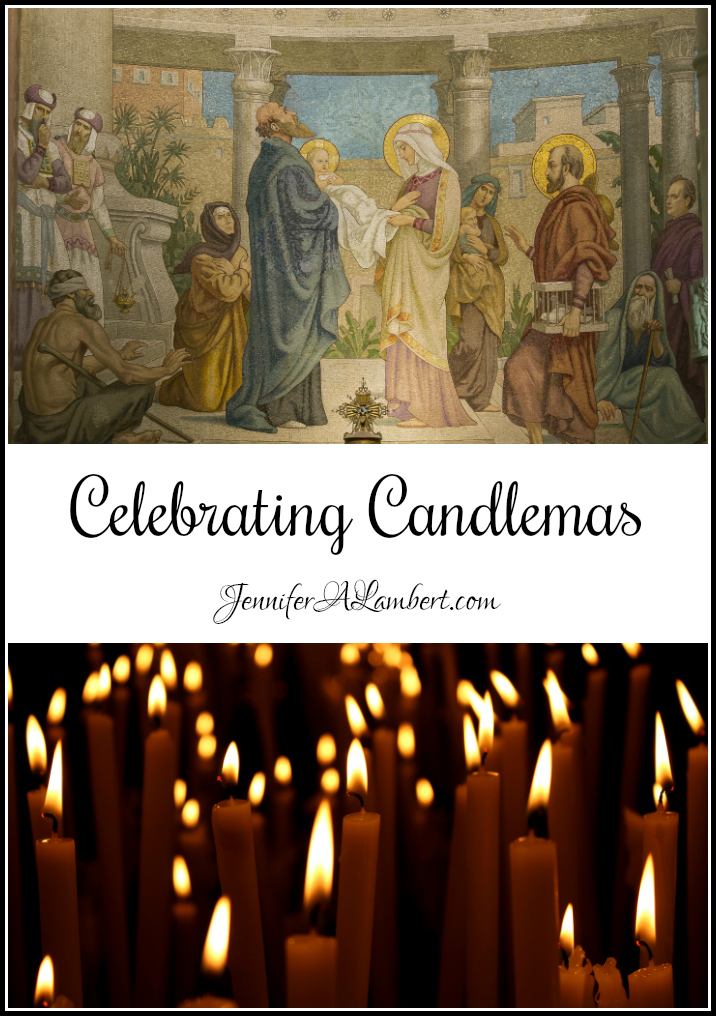 Celebrating Candlemas