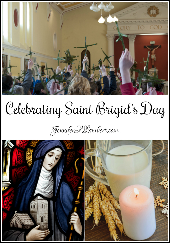 Celebrating Saint Brigid's Day