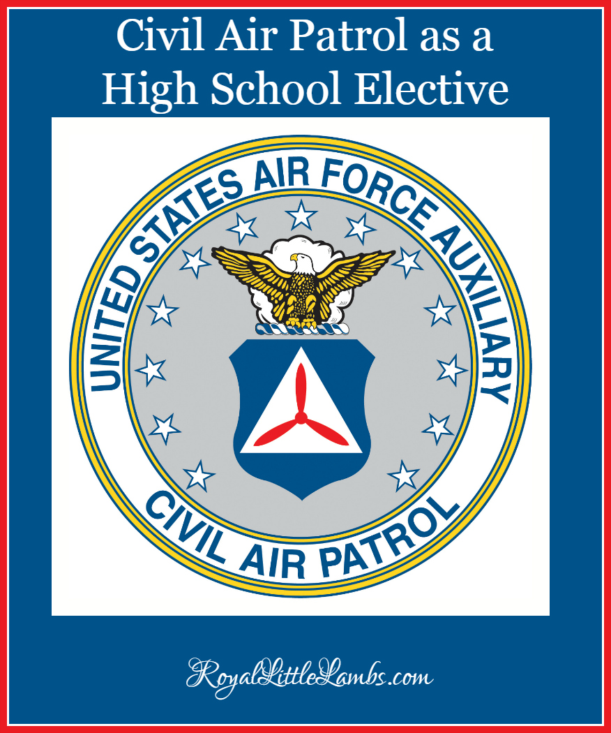 Civil Air Patrol as a High School Elective