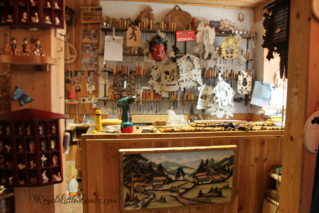 Cuckoo Clock Workshop