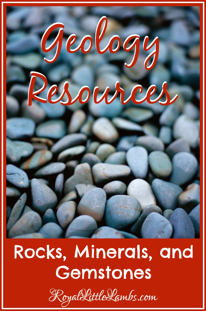 Geology Resources - Rocks, Minerals, and Gemstones