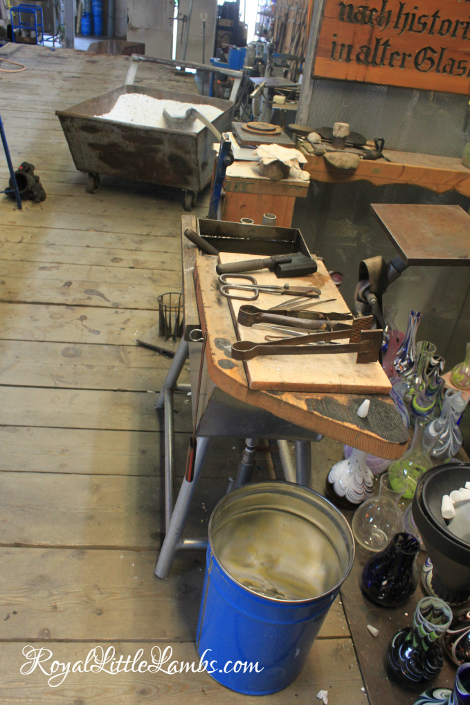 Glassblowing Tools
