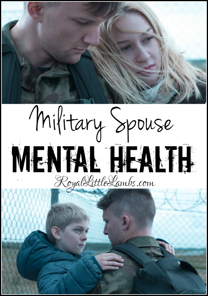 Military Spouse Mental Health