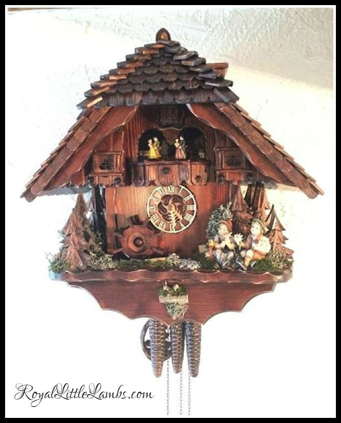 Our Cuckoo Clock