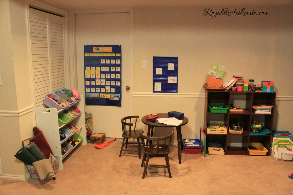 Preschool Learning Space