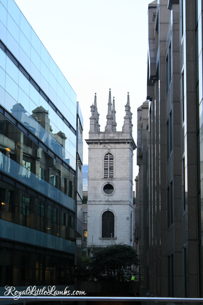 St Mary Aldermary