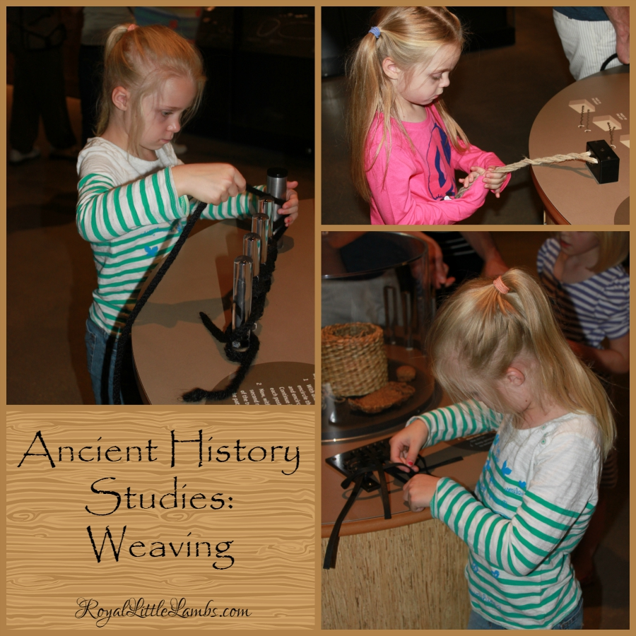 Ancient History Weaving