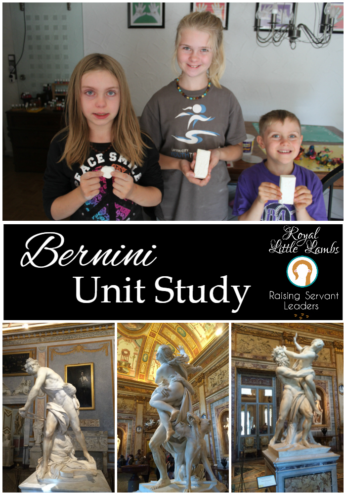 Bernini Unit Study