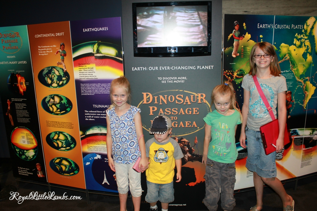 Dinosaur Passage to Pangaea Movie