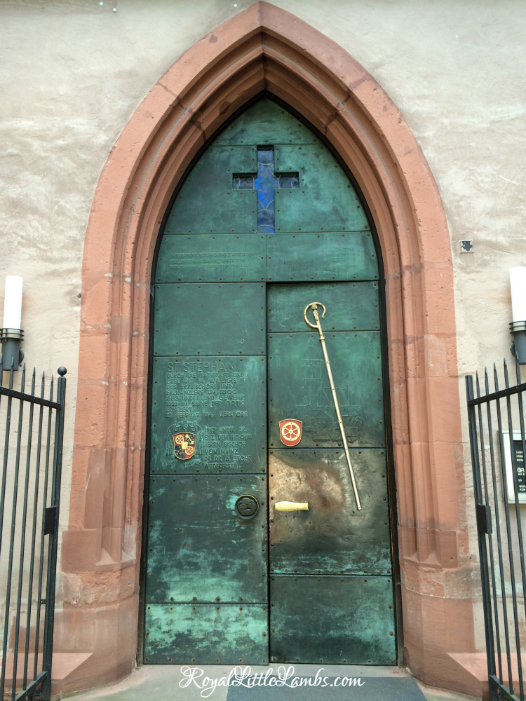 Door to St. Stephen's Church